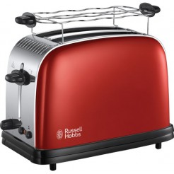 Russell Hobbs 23330-56 Colours Plus+ Broodrooster Rood