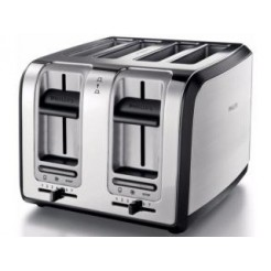 Philips HD2648/20 Toaster Voor 4 Sneden