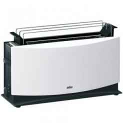 Braun HT 550 MultiToaster wit Toaster