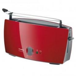 Bosch TAT 6004 rood-grijs Broodrooster