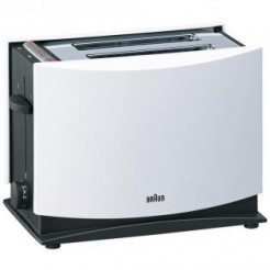 Braun HT 450 MultiToast wit Toaster
