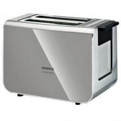 Siemens TT86105 Compacte Toaster Zilver