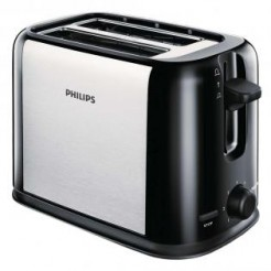 Philips HD2586/20 Basic Toaster 2-Sleuven 7 Standen 1000 Watt