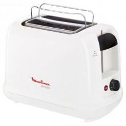 Moulinex LT 1611 Wit Principio 2 sneden met opwarmfunctie