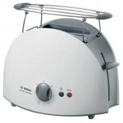 Bosch TAT6101 wit, lichtgrijs Broodrooster