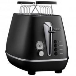 DeLonghi CTI 2103.BK Distinta Toaster Zwart