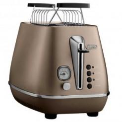 DeLonghi CTI 2103.BZ Distinta Toaster Bruin